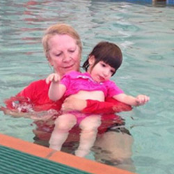 YMCA Swim Instructor wins Access and Inclusion Award
