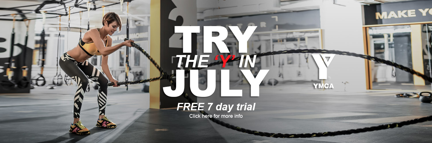 Try the Y in July