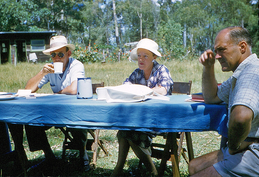 Camp-Warrawee---A-Staff-Meeting-at-Camp
