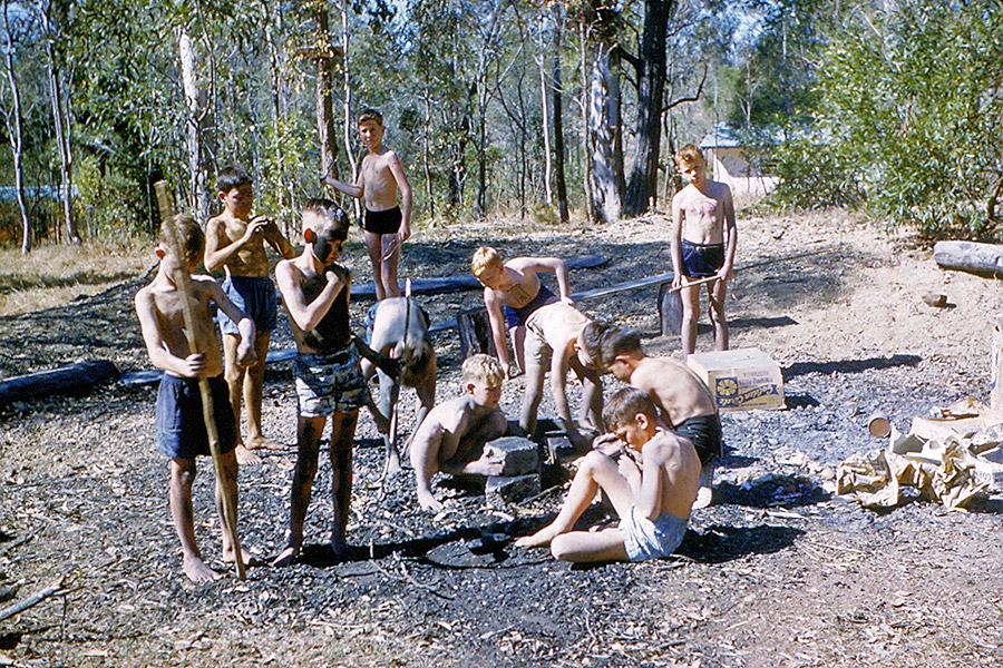 Camp-Warrawee---Getting-ready-for-Camp-Corroboree