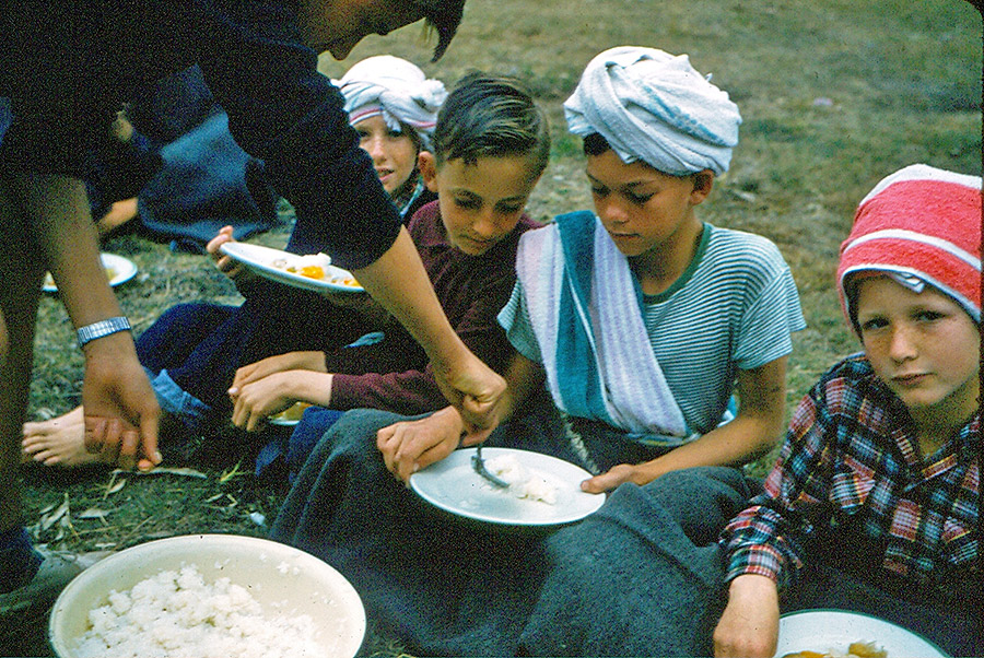Camp-Warrawee---Indian-Meal
