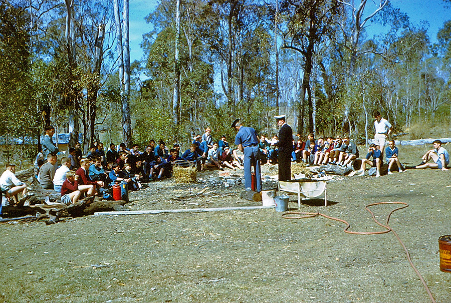 Camp-Warrawee---Leadership-Training-in-Fire-Control