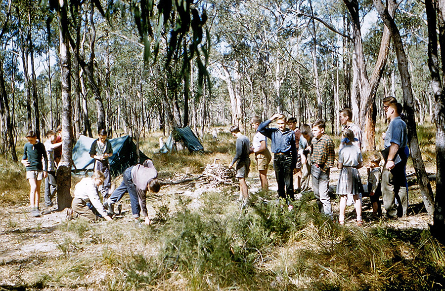 Camp-Warrawee---Leadership-Training