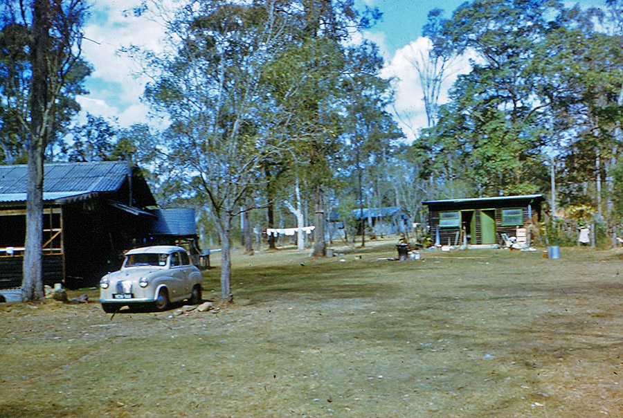 Camp-Warrawee---The-Original-Main-Hall-and-Ted-Peacock's-Home