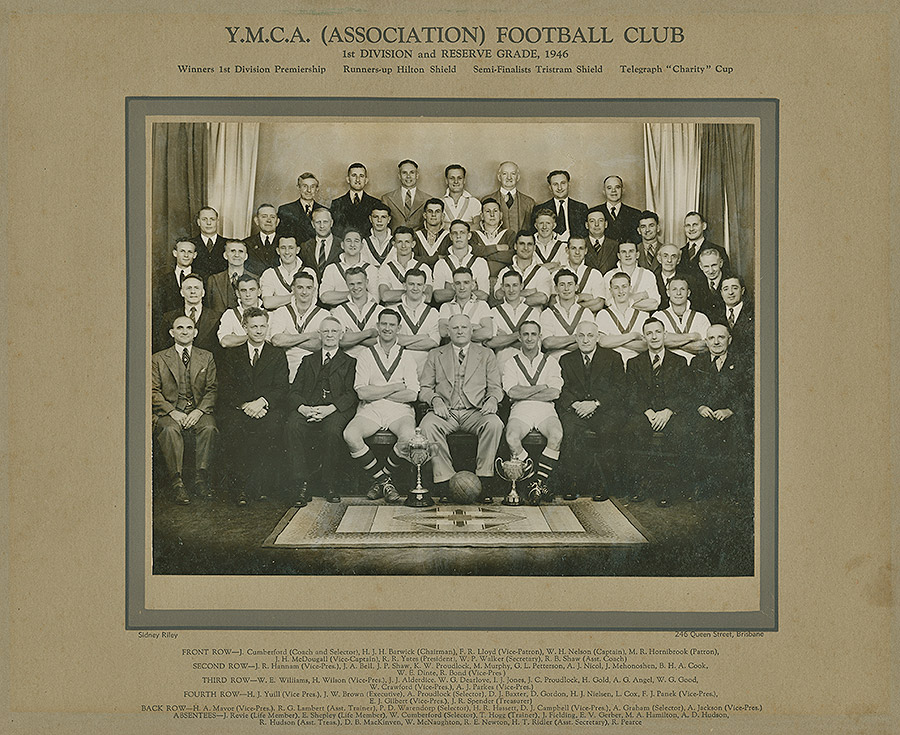 Sporting-Teams---Football---1st-Division-and-Reserve-Grade-1946