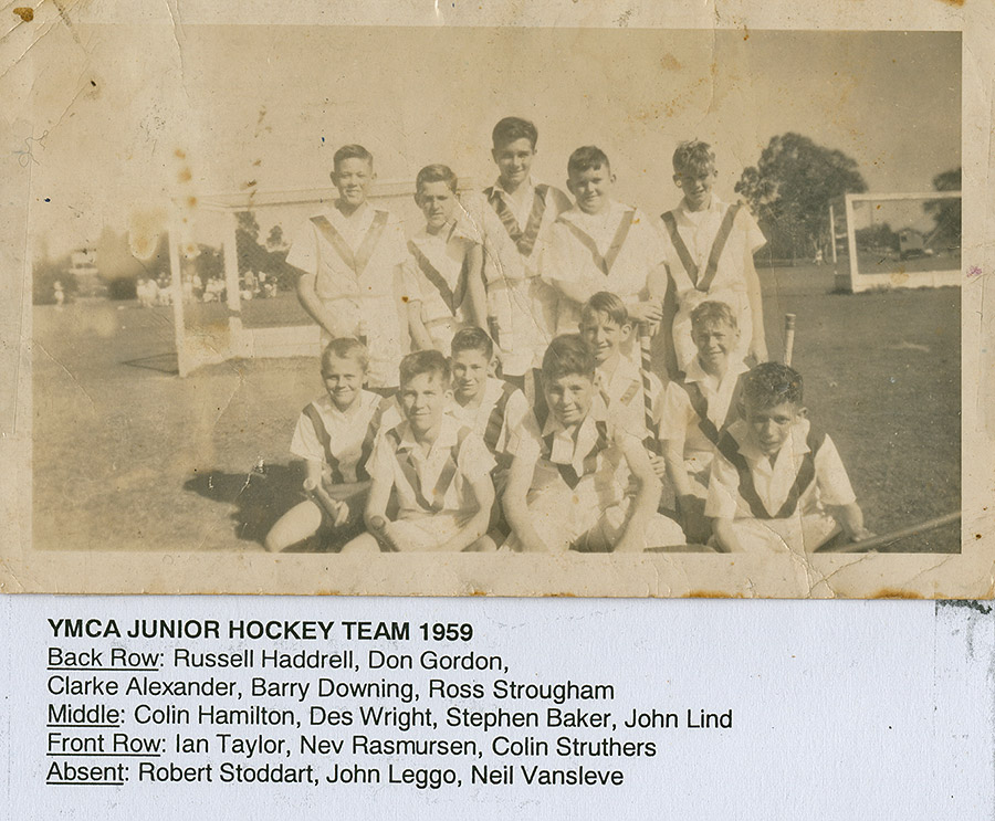 Sporting-Teams---Hockey---Under-15-Juniors---1959